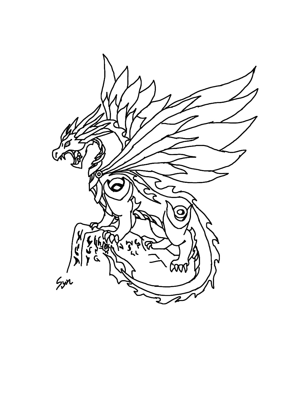 rainbow dragon vale coloring pages 425x572 chrome dragonvale