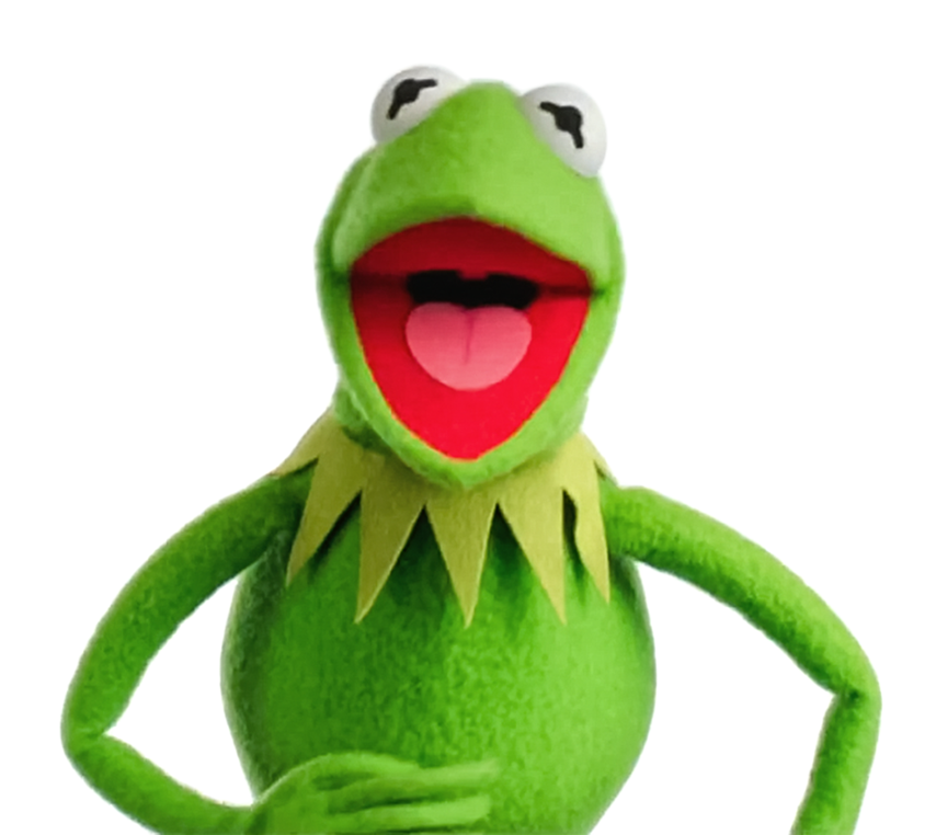 The Muppets  Fan-A-Thon The Muppets Kermit The Frog
