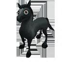 Black arabian horse farmville 2 wiki for Farmville horse
