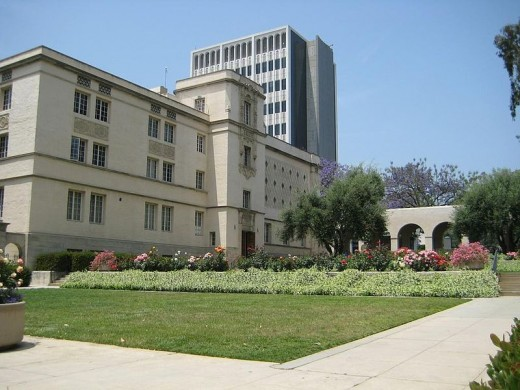 Caltech Engineering Building