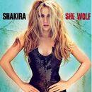 Shakira - She Wolf (album cover).jpg