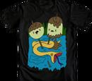 Camiseta de Rock de la Dulce Princesa