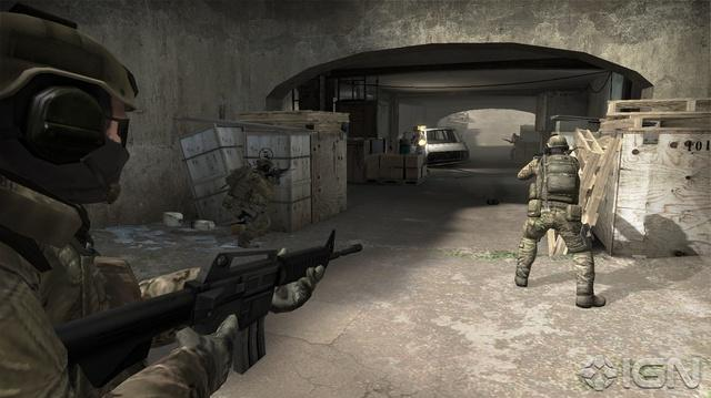 Counter-Strike Global Offensive Video Review