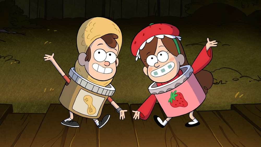 Mabel Dipper Costume Dipper With Mabel in Their