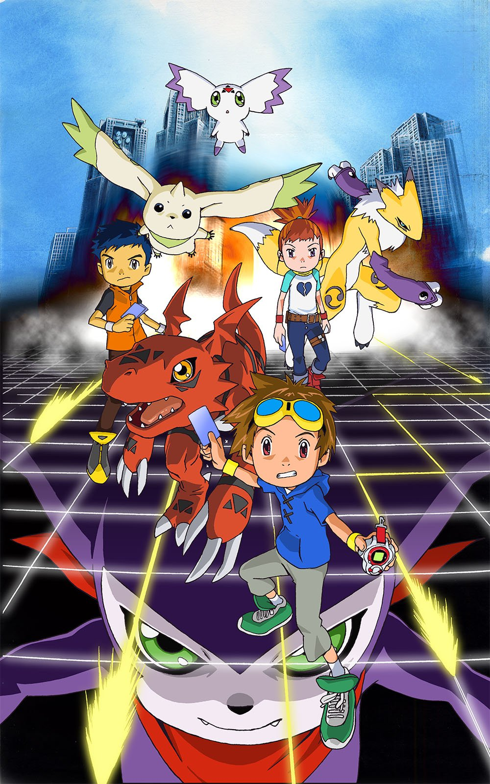 Digimon - Digimon Wiki: Go on an adventure to tame the ...