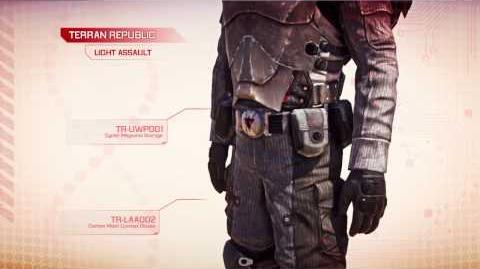 PlanetSide 2 Terran Republic Design Video