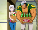 Elfman and Lisanna With Snacks.png