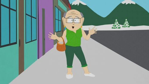 south park mr garrisons sex change in Raleigh