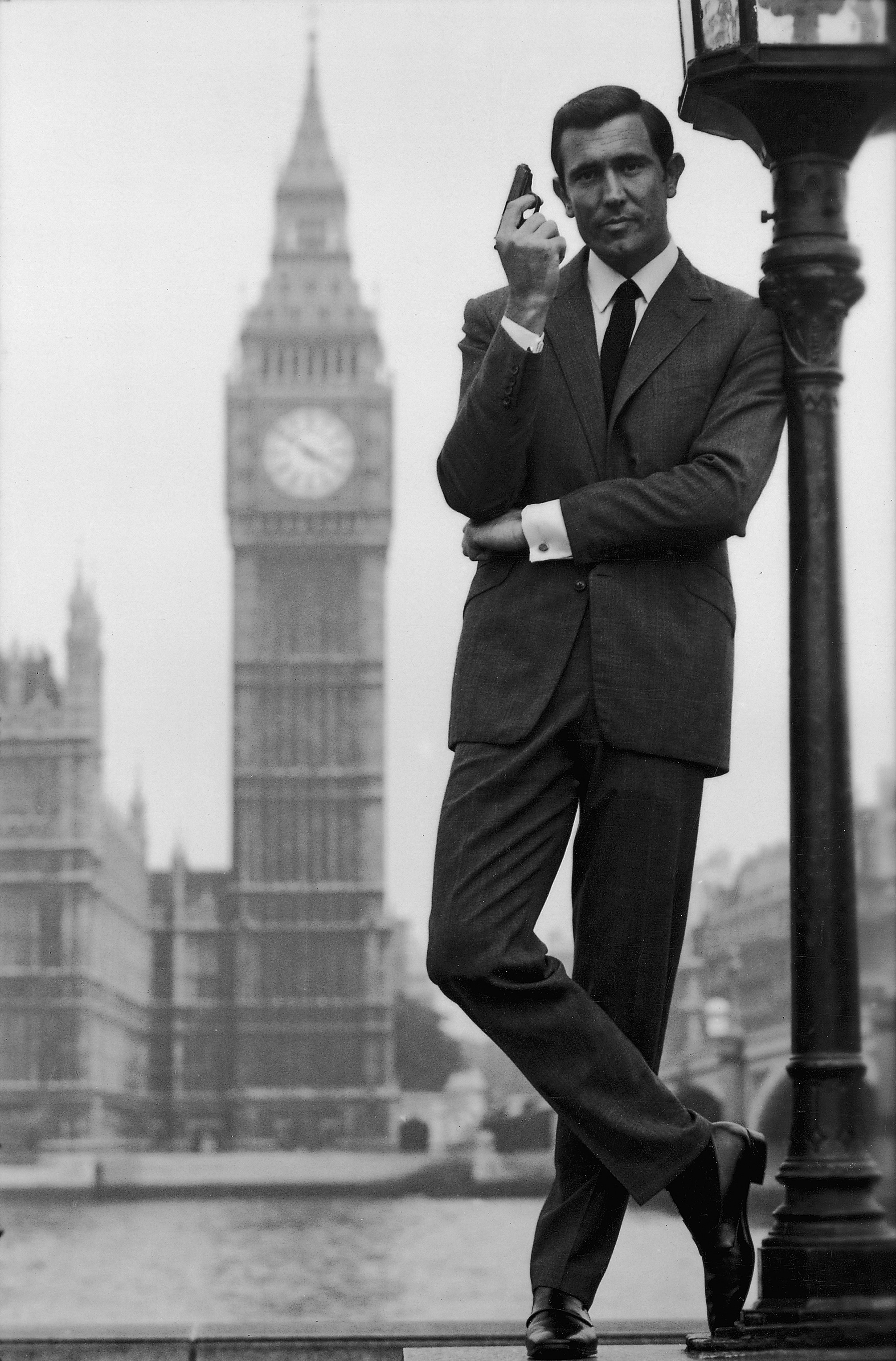 James Bond (George Laz...