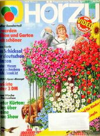 Hörzu 15 1983 front