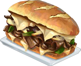 Recipe-Bello's Huge Hoagie