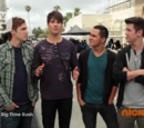 Big Time Rush Concert Special Party All Night