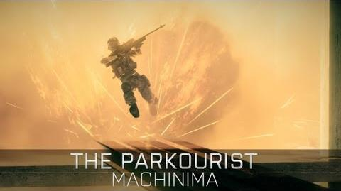 """The Parkourist"" Battlefield 3 Machinima Trailer"