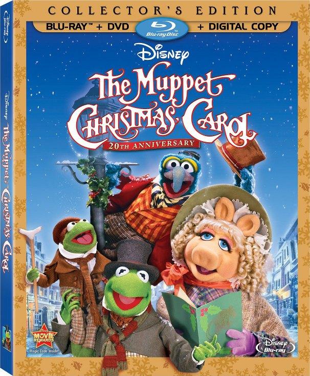 The Muppet Christmas Carol: The Muppet Christmas Carol (video)