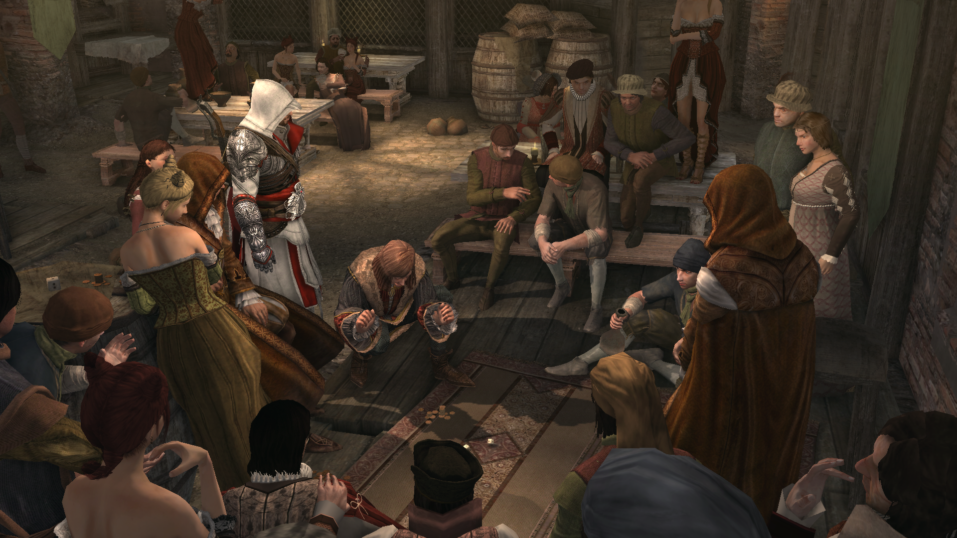 Assassin's creed gambling