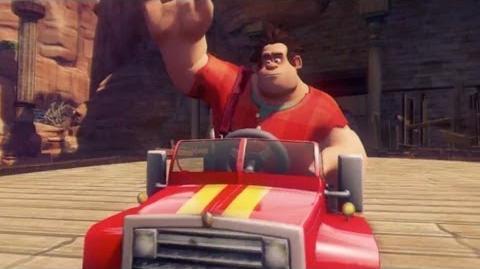 Wreck-It Ralph Trailer