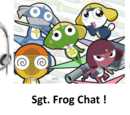 Sgt Frog Chat