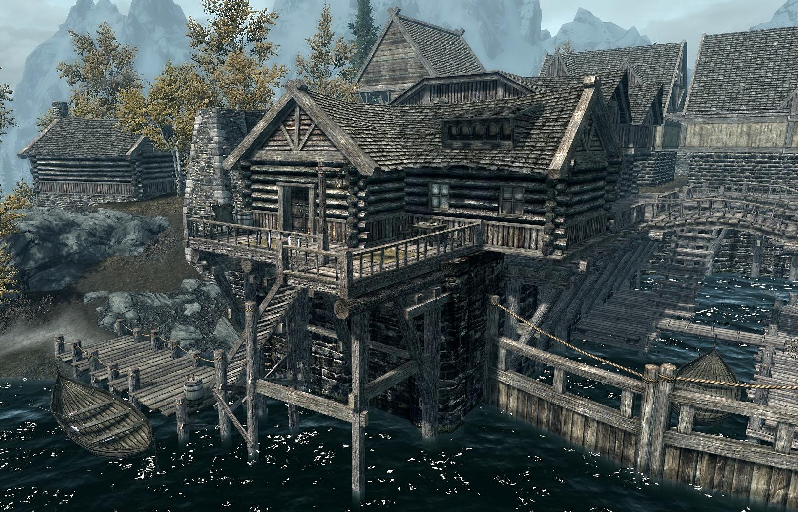 Houses Skyrim The Elder Scrolls Wiki