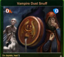 Vampire Dust Snuff
