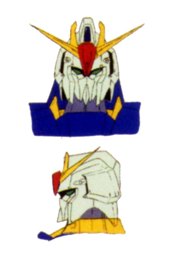 Image - MSZ-006(Z GUNDAM) head.jpg - Gundam Wiki