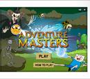 Maestros de la Aventura (Cartoon Network App)
