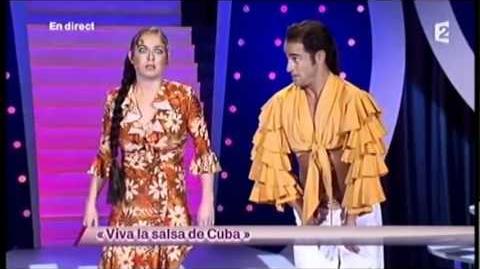 Constance 46 & Florent Peyre Viva La Salsa de Cuba.