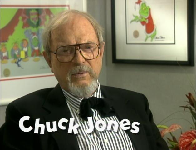 Chuck Jones Net Worth