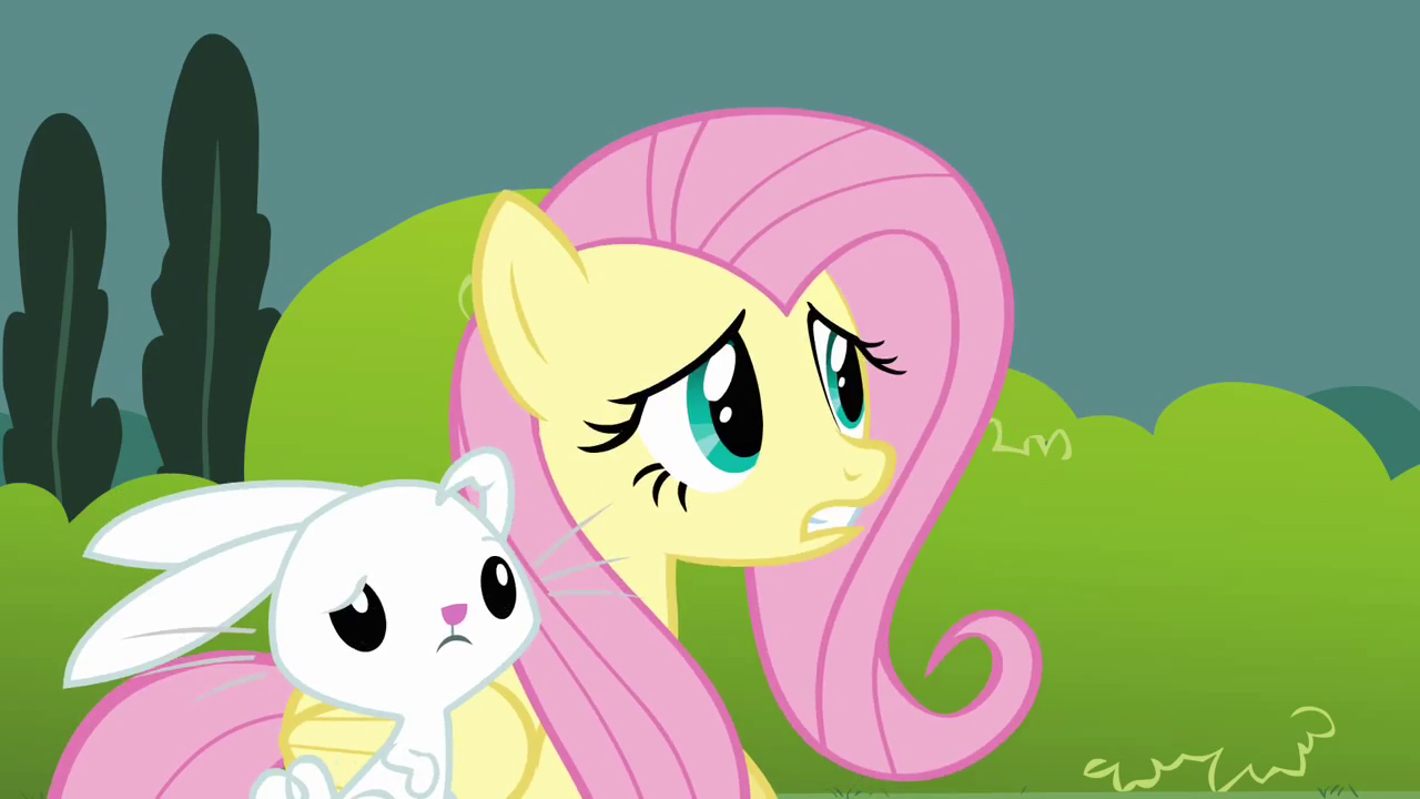 ... Fluttershy 'Who's' S3E3.png - My Little Pony Friendship is Magic Wiki