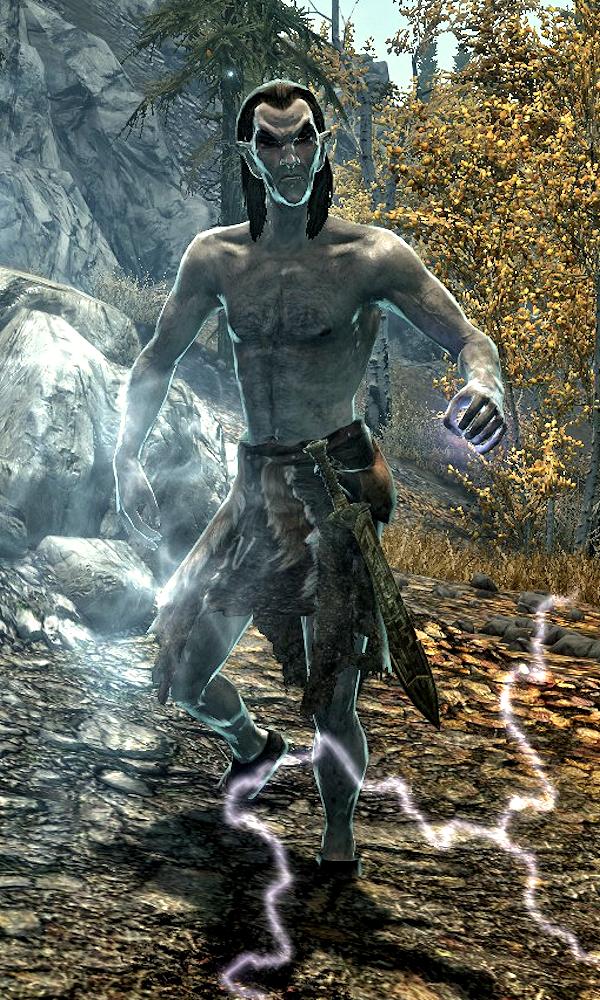 Vampire S Thrall The Elder Scrolls Wiki