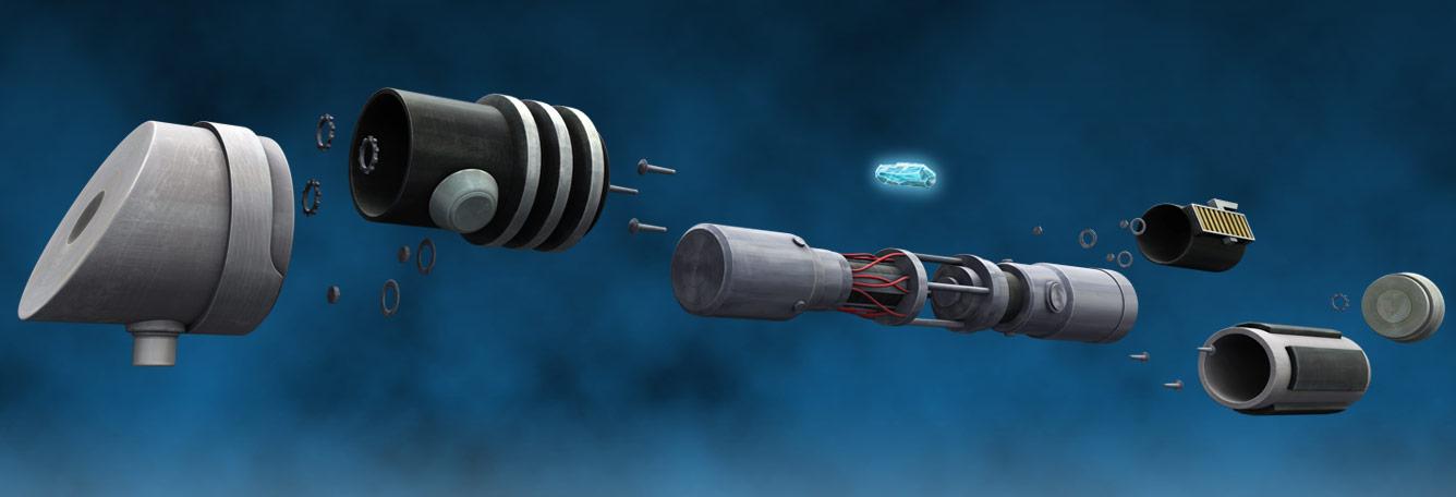 Sistema de herrería LightsaberConstruction-SWE