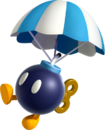 Para-bomb, New Super Mario Bros. U.png