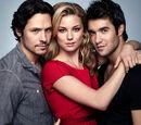 Emily, Jack and Daniel