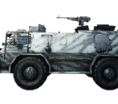 Vehicles of Battlefield 3: Aftermath