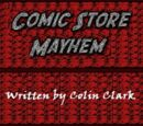 Comic Store Mayhem