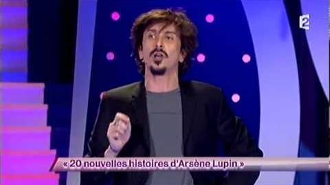 20 nouvelles histoires d'Arsène Lupin