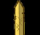 Scarlet la Espada Dorada de Finn