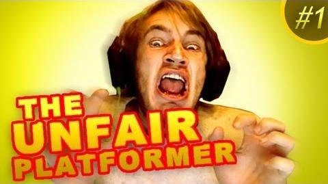 The Unfair Platformer - Part 1