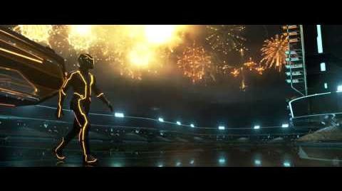 Daft Punk - Fall Tron Legacy Music Video (DJ DLG Lazor Legacy Mix) HD 1080p