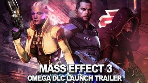 N7 TIRATORE/Mass Effect 3: Omega Launch Trailer
