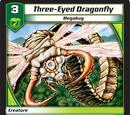 Three-Eyed Dragonfly