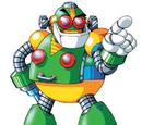 Mega Man 7 Character Images