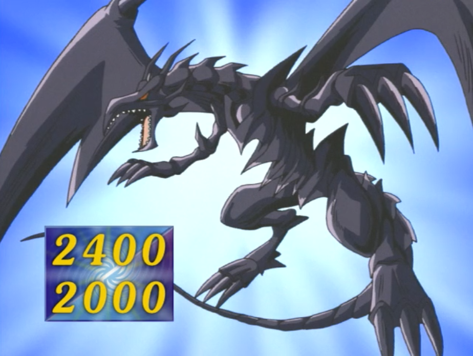 yugioh red eyes darkness dragon anime
