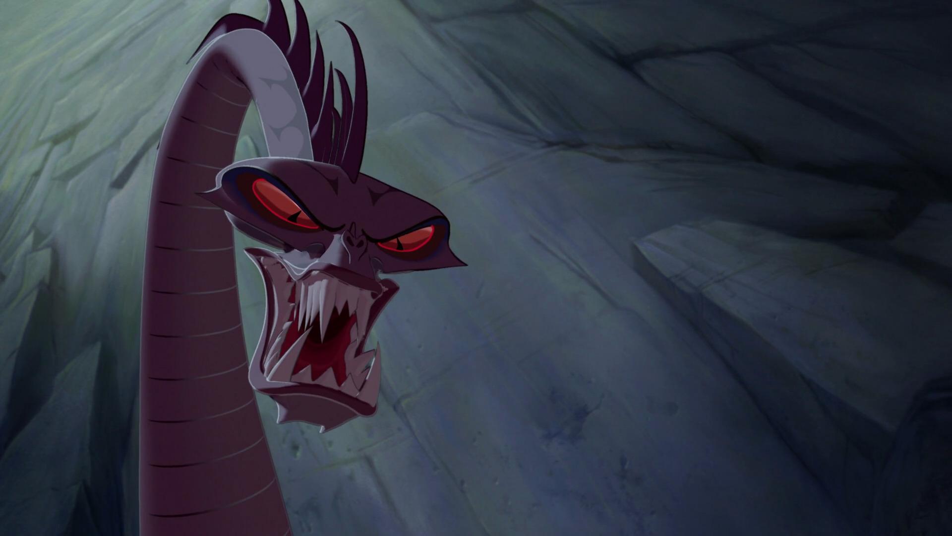 Hercules Hydra Disney Hercules-disneyscreencaps com-Hydra Hercules Gif