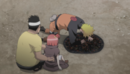 Miina freed Naruto from the snakes.png