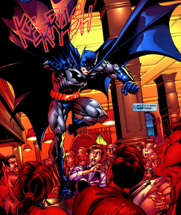What dick grayson new batman are all