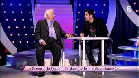 """Scène de la Pomponette dans """"La femme du boulanger"""""""