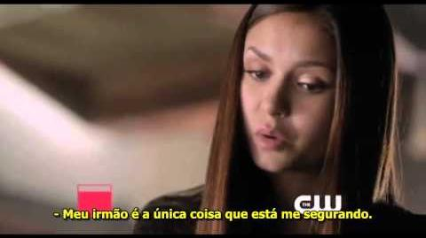 "EXTENDED PROMO The Vampire Diaries - 4x05 ""The Killer"" (LEGENDADO PT BR)"