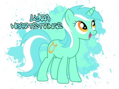 My Little Pony Clipart Coloring Pages : My little pony lyra coloring pages best ideas for printable and