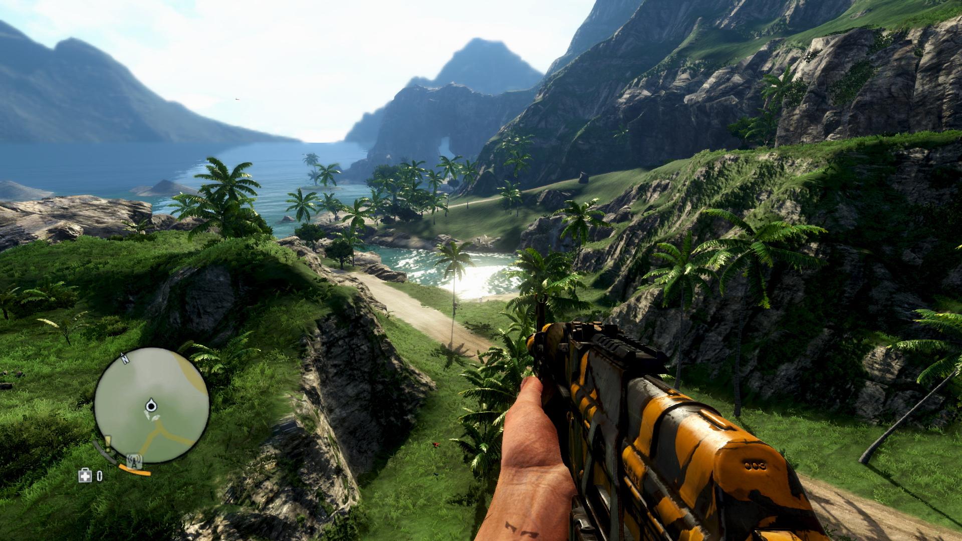 Far Cry 3 byr på en rålekker verden