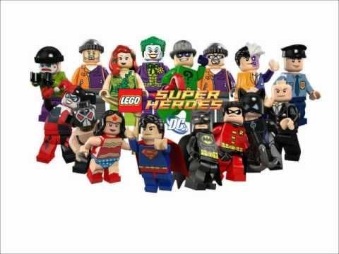 Lego batman 2 dc superheroes